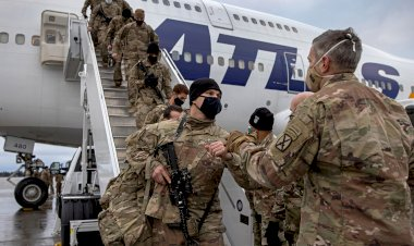 The US Military Withdrawal from Afghan: The Reminiscence
