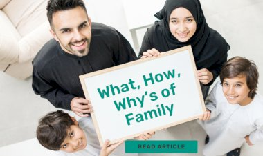 A Religious Reflection on the 'What, How, and 'Why' s of Family